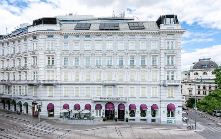 Boutique Hotel Wien Fassade Sans Souci Wien Hotel_Hotel Wien Zentrum