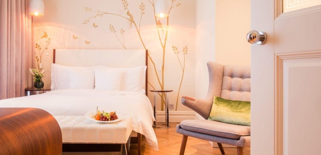 Boutique Hotel Wien - Hotel Sans Souci Wien – Superior Zimmer