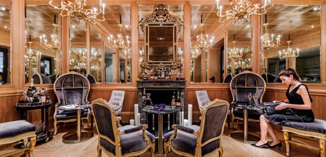 Le Bar im Hotel Sans Souci Wien_Freitag Event Wien Champagner