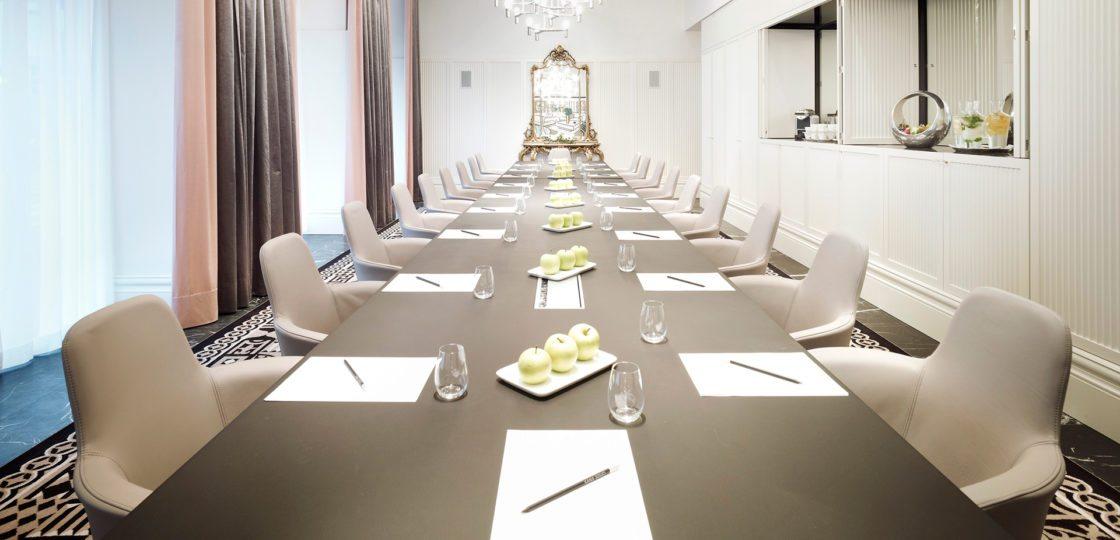 Le Salon – Business im Hotel Sans Souci Wien