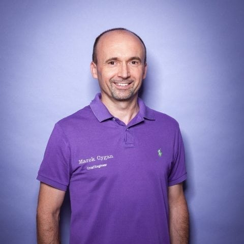 Marek Cygan, Chief Engineer – Hotel Sans Souci Wien